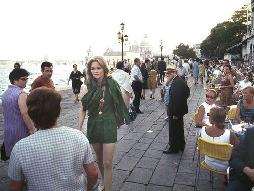 Faye-dunaway-venice-1968